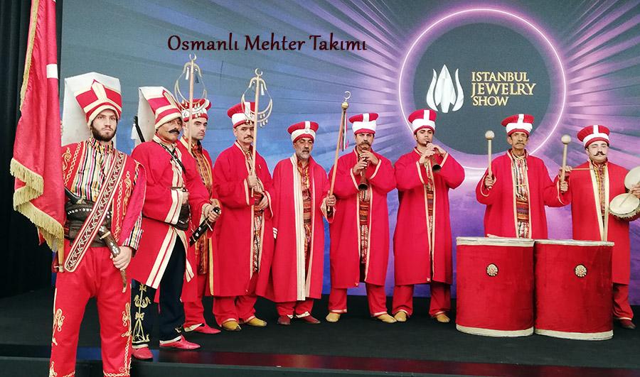 istanbul'un en iyi mehter takımı