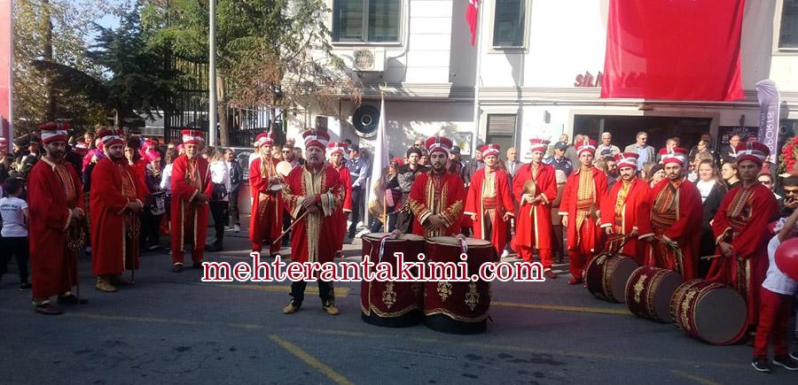silivri belediyesi mehter takımı gösterisi