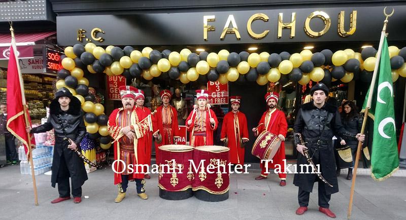 Mehter Takımı Açılış Organizasyonu