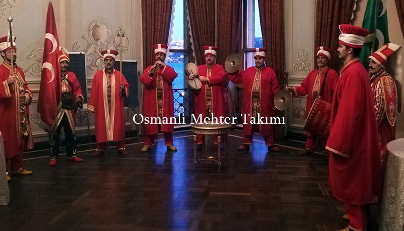 mehter takımı gösteri organizasyonu istanbul