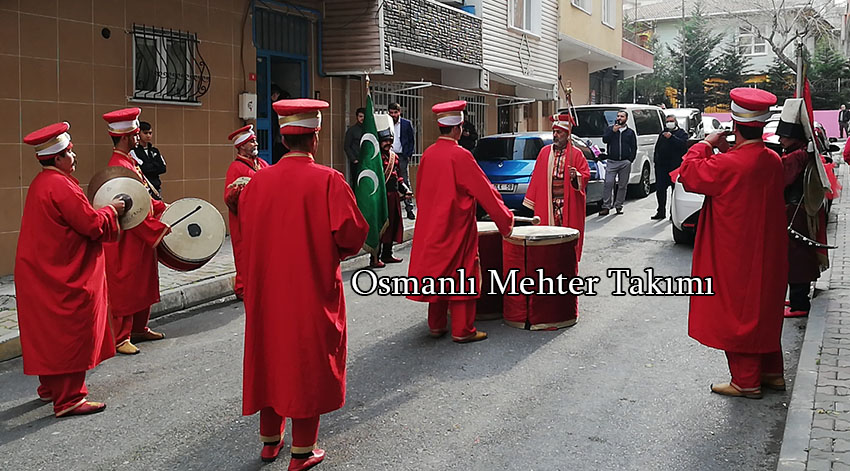 İstanbul Mehter Takımı Kiralama Fiyatları