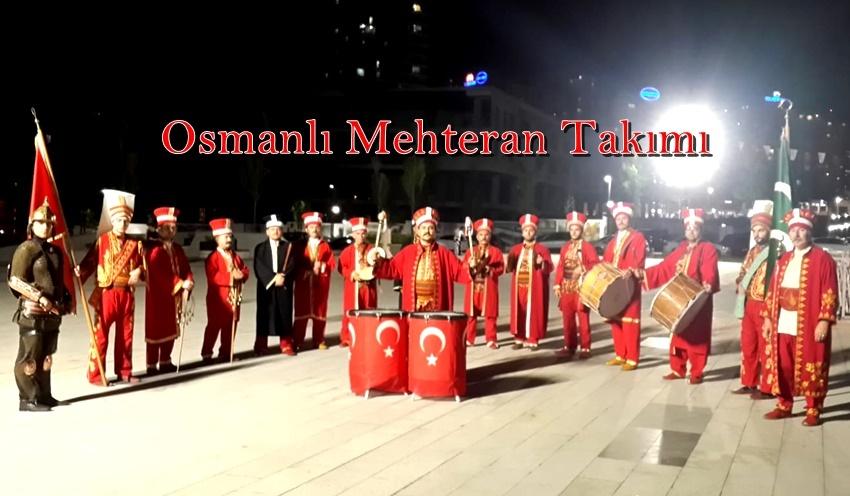 Eyüp Sultan Mehter Takımı
